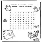 Kreativitet - Pokemon puzzle 3