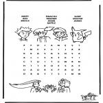 Kreativitet - Pokemon puzzle 7