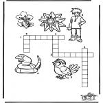 Kreativitet - Pokemon puzzle 9