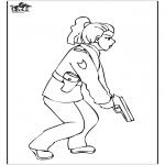 Litt av hvert - Policewoman