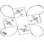 Present box Airplane