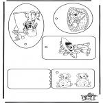 Kreativitet - Present tag 101 Dalmatians