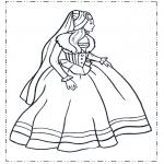 Litt av hvert - Princes in jurk