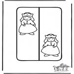 Litt av hvert - Princess bookmark
