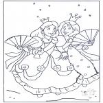 Litt av hvert - Princesses 1