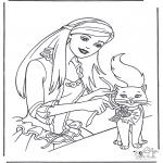 Litt av hvert - Prinses en kat