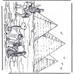 Litt av hvert - Pyramids in Egypt