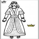 Bibelsk - Queen Esther 2
