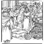 Bibelsk - Queen of Sheba
