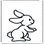 Dyr - Rabbit 1