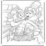 Tegneseriefigurer - Ratatouille 1