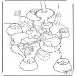 Tegneseriefigurer - Ratatouille 8