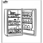 Litt av hvert - Refrigerator