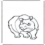Dyr - Rhino 1
