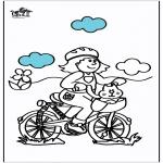 Litt av hvert - Ride a bike 2