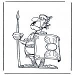 Litt av hvert - Roman soldier 2
