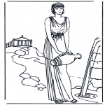 Litt av hvert - Roman woman 1