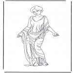 Litt av hvert - Roman woman 2