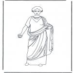 Litt av hvert - Roman woman 3
