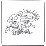 Tegneseriefigurer - Rugrats 3