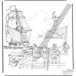 Litt av hvert - Sailing ship 2