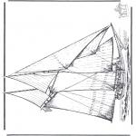 Litt av hvert - Sailing ship 4