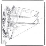 Litt av hvert - Sailing ship 5
