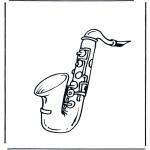 Litt av hvert - Saxophone
