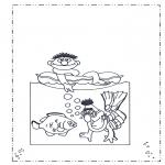 Småbarn - Sesame streat 10