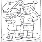 Vinter - Singing in the snow