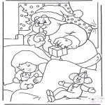 Jul - Sneaky Santa Claus