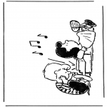 Tegneseriefigurer - Snoopy 2
