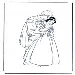 Tegneseriefigurer - Snow White 12