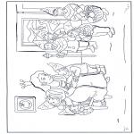 Tegneseriefigurer - Snow White 14