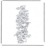Tegneseriefigurer - Snow White 16