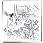 Tegneseriefigurer - Snow White 6