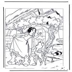 Tegneseriefigurer - Snow White 8