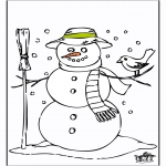 Vinter - Snowman 2