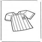 Litt av hvert - Soccer t-shirt