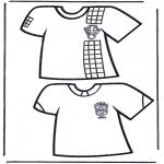 Litt av hvert - Soccer t-shirts 1