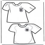 Litt av hvert - Soccer t-shirts 2