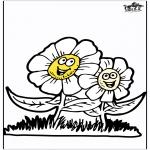 Litt av hvert - Spring flowers 3