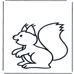 Dyr - Squirrel 1