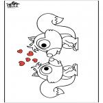 Dyr - Squirrel 2