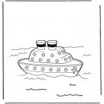 Litt av hvert - Steamboat