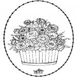 Broderkort - Stitchingcard 10