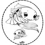Broderkort - Stitchingcard 11