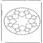Broderkort - Stitchingcard 4