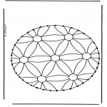 Broderkort - Stitchingcard 5