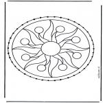 Broderkort - Stitchingcard 6